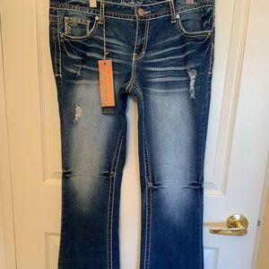 Amethyst Jeans regular 13